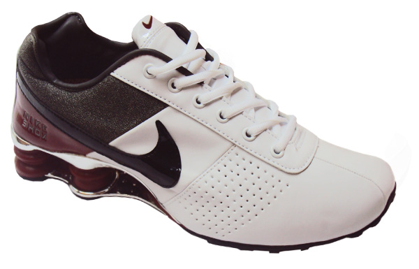 cdbdf4993325e5 Store Mix Nike Shox Classic Branco