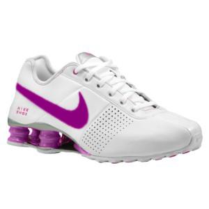 the best attitude b7505 031a4 Store Mix   Nike shox Classic Cromado Branco e Lilás