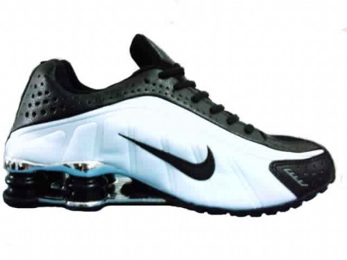 Nike Shox R4 Preto
